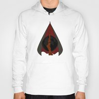 deathly hallows Hoodies featuring Deathly Hallows by Nana Leonti