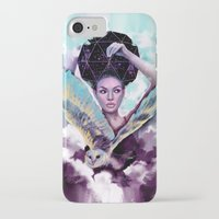 journey iPhone & iPod Cases featuring Journey by Slaveika Aladjova
