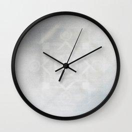 Present Wall Clock