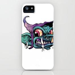 Goblin iPhone Case