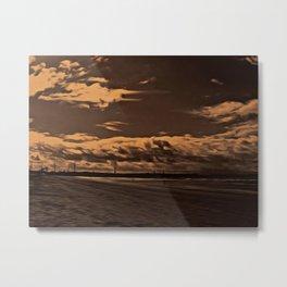 Another Place (Digital Art) Metal Print