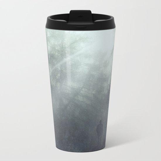 enter the wild Metal Travel Mug