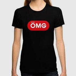 OMG. Oh My Guide! #society6 #decor #buyart #artprint T-shirt