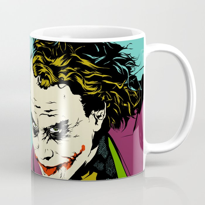 Joker So Serious Coffee Mug