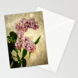 Vintage Lilacs in Bloom Stationery Cards