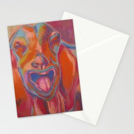 Marvin Tells A Joke Stationery Cards