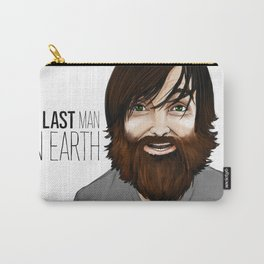 The Last man on Earth Carry-All Pouch