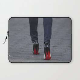 Excess Red Laptop Sleeve