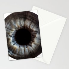 EYE Love to See You, Blue Eyes Stationery Cards