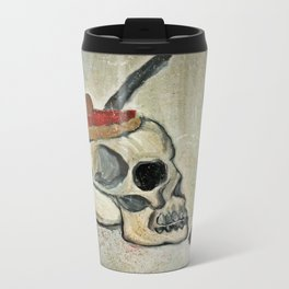 Spaghetti Metal Travel Mug