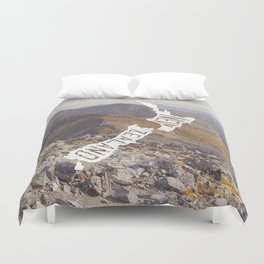 NEW ZEALAND Duvet Cover