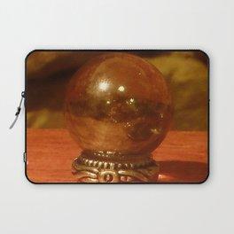 Magic Crystal Ball Laptop Sleeve