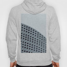 Echo grid Hoody