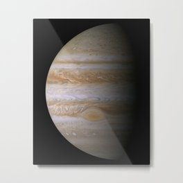 The Greatest Jupiter Portrait Metal Print