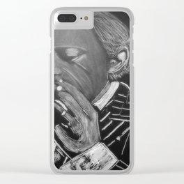 Serge Gainsbourg   Clear iPhone Case
