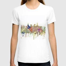 Las Vegas, Nevada Skyline - Faded Glory T-shirt