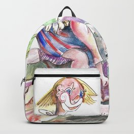 R.B.Sunday Outing Backpack