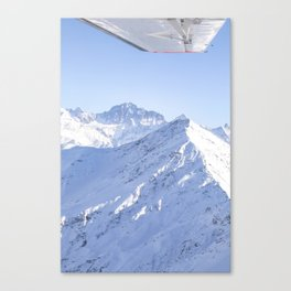 Mountains in Georgia Canvas Print