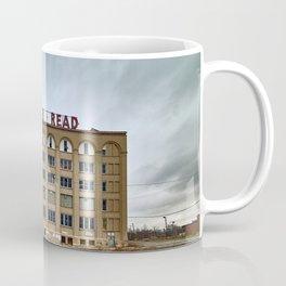 Abandoned Bread Factory Coffee Mug