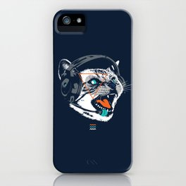 Stereocat iPhone Case