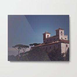 Italy in Summer Metal Print