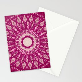 MANDALA NO. 29 #society6 Stationery Cards