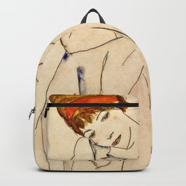 Egon Schiele - Dancer Backpack