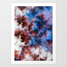 Celestials - Crumbling Reality Art Print