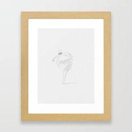 """Infinita belleza"" * 10 Framed Art Print"