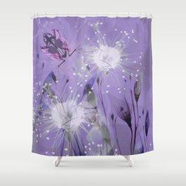 fairy frog Shower Curtain