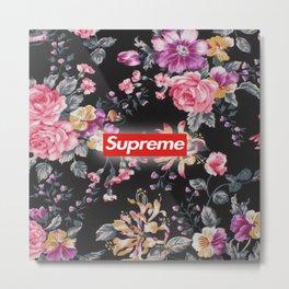 Flower supreme Metal Print
