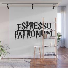 Espresso Patronum Wall Mural