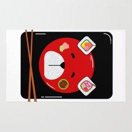 Oso Sushi (Sushi Bear) Rug