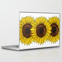 friday Laptop & iPad Skins featuring Friday by SkinnyGinny