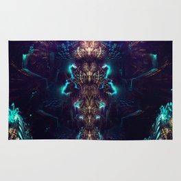 Crystal Magma Rug