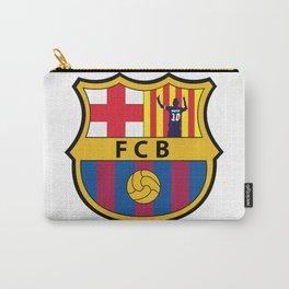 Escudo Barcelona Messi Carry-All Pouch