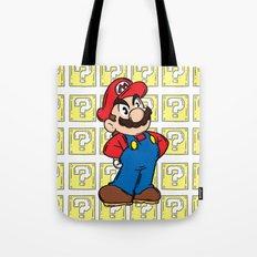 It's A Me Tote Bag