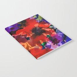 Plenty Poppies Notebook