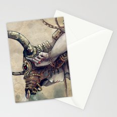 Zodiac Sign: Taurus Stationery Cards