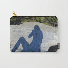 Summer silhouette Carry-All Pouch