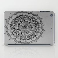 silent iPad Cases featuring Silent by Katie Duker