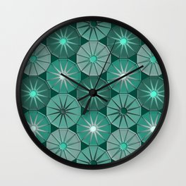 Geometrix 107 Wall Clock