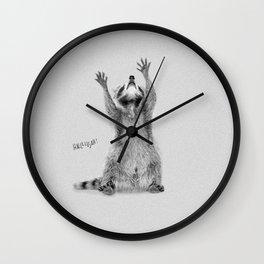 Hallelujah! Wall Clock