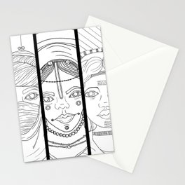 Pantheon Version 1 Stationery Cards