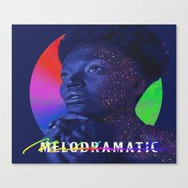 Melodramatic Canvas Print