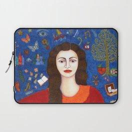 """Violeta Parra - """"Thanks to Life """" Laptop Sleeve"""