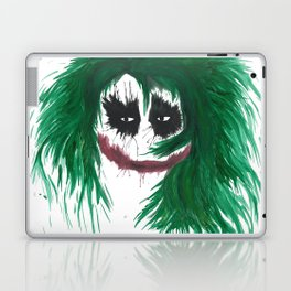 The Joker. Why so serious? Laptop & iPad Skin