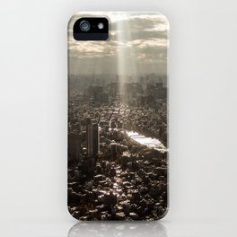 Tokyo View iPhone Case