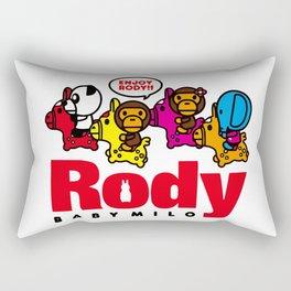 Baby Milo Rody Rectangular Pillow
