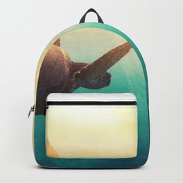 Sea Turtle - Underwater Nature Photography Backpack